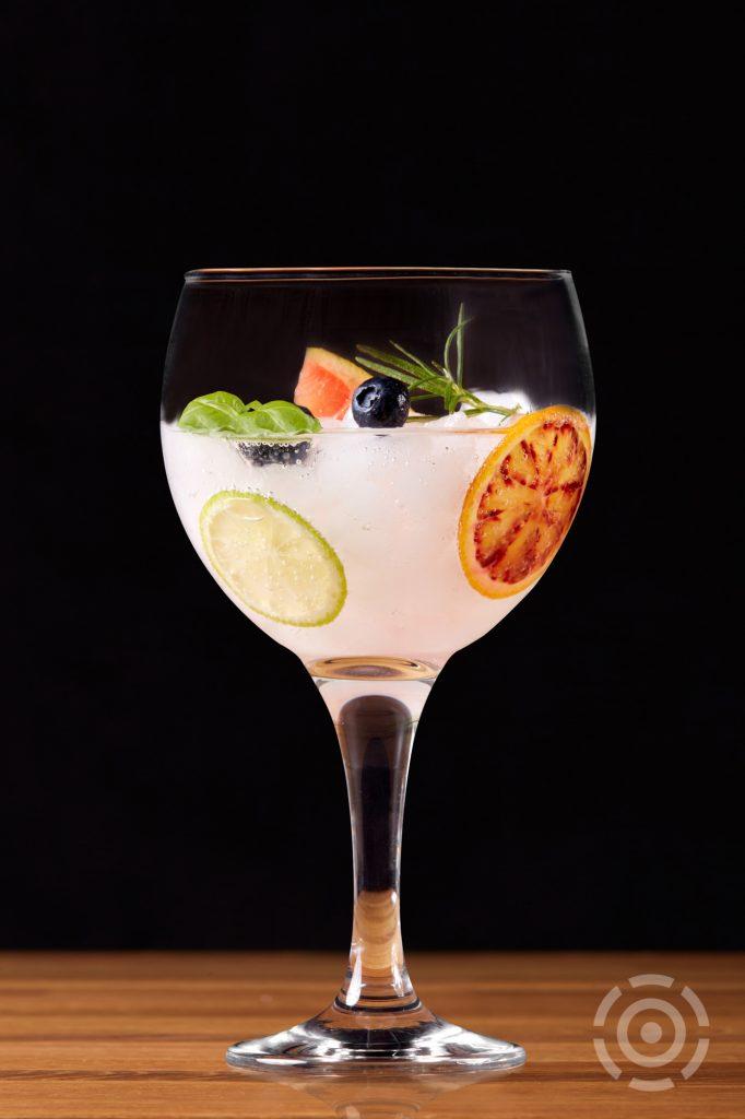 Garden Gin Tonic
