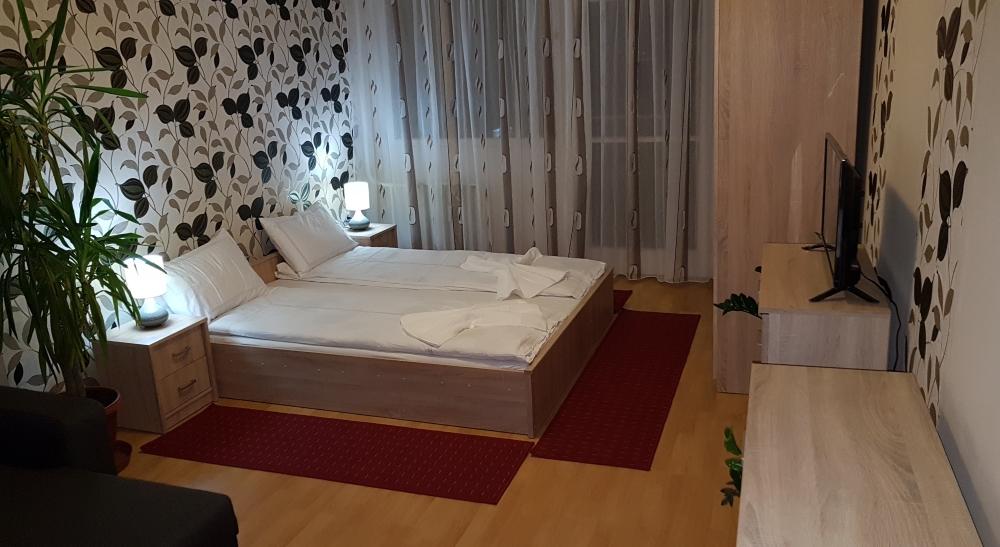 Hálószoba Coral Apartman 2