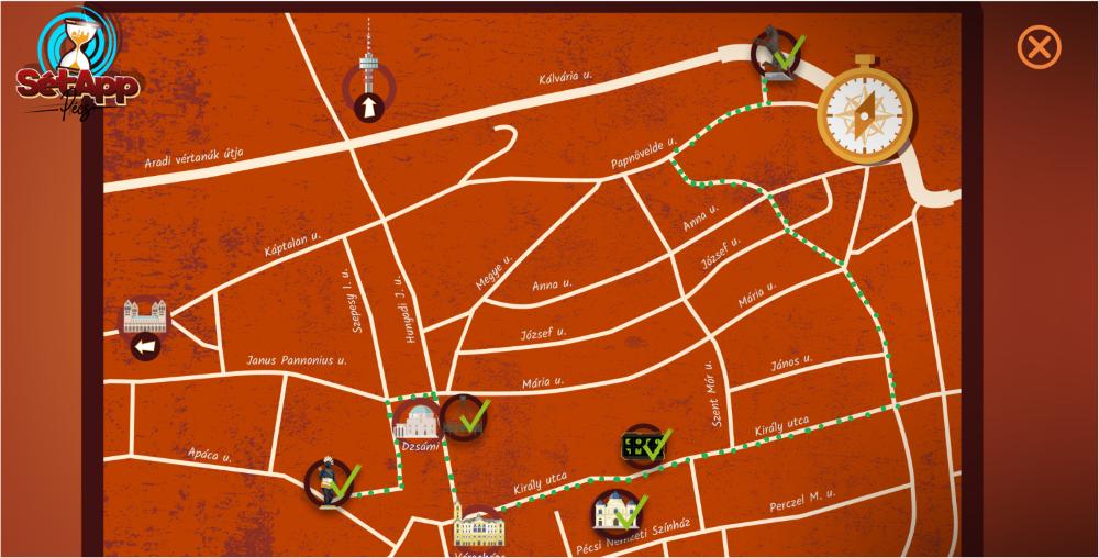 pécsétapp_térkép
