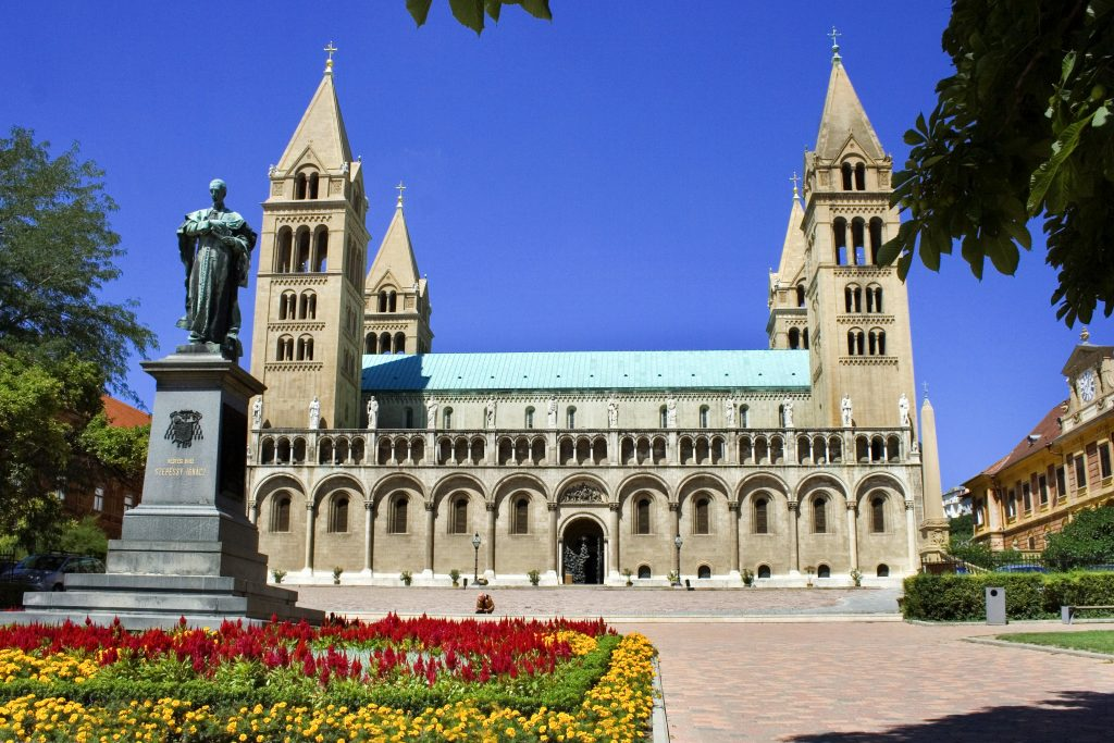 Pécs_Cathedral_-_Hungary